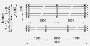 Rozměry KSP 6000