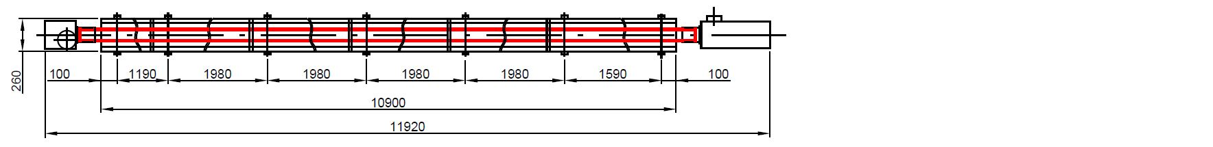 KM-22,5-1-11m