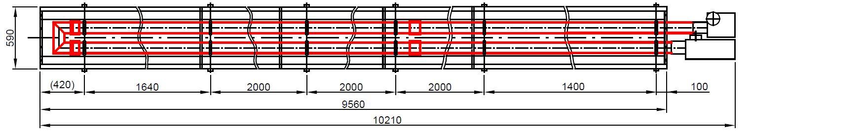 KM-45-U-10m-36kW