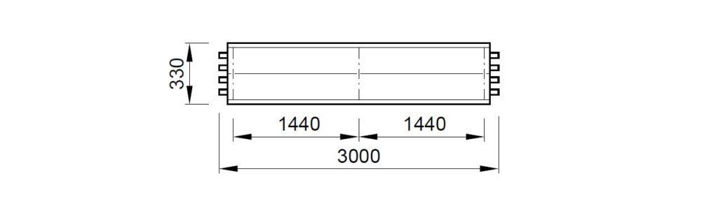KSP KIT I - 3000