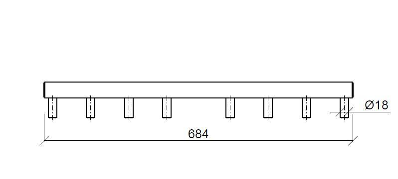KSP KIT 8+0, 684